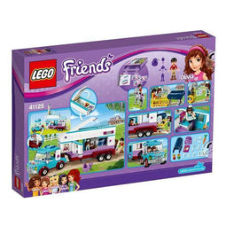 Friends Horse Vet Trailer - 41125