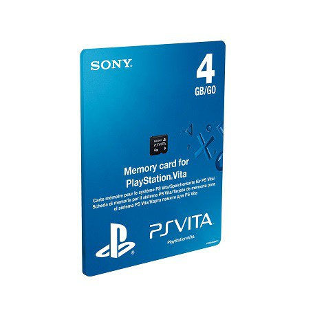 PS Vita 4GB Memory Card