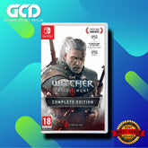 Nintendo Switch The Witcher 3 Wild Hunt Complete Edition (EU)