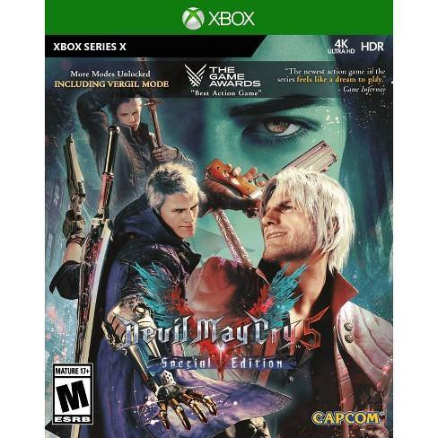 Xbox Devil May Cry 5 Special Edition