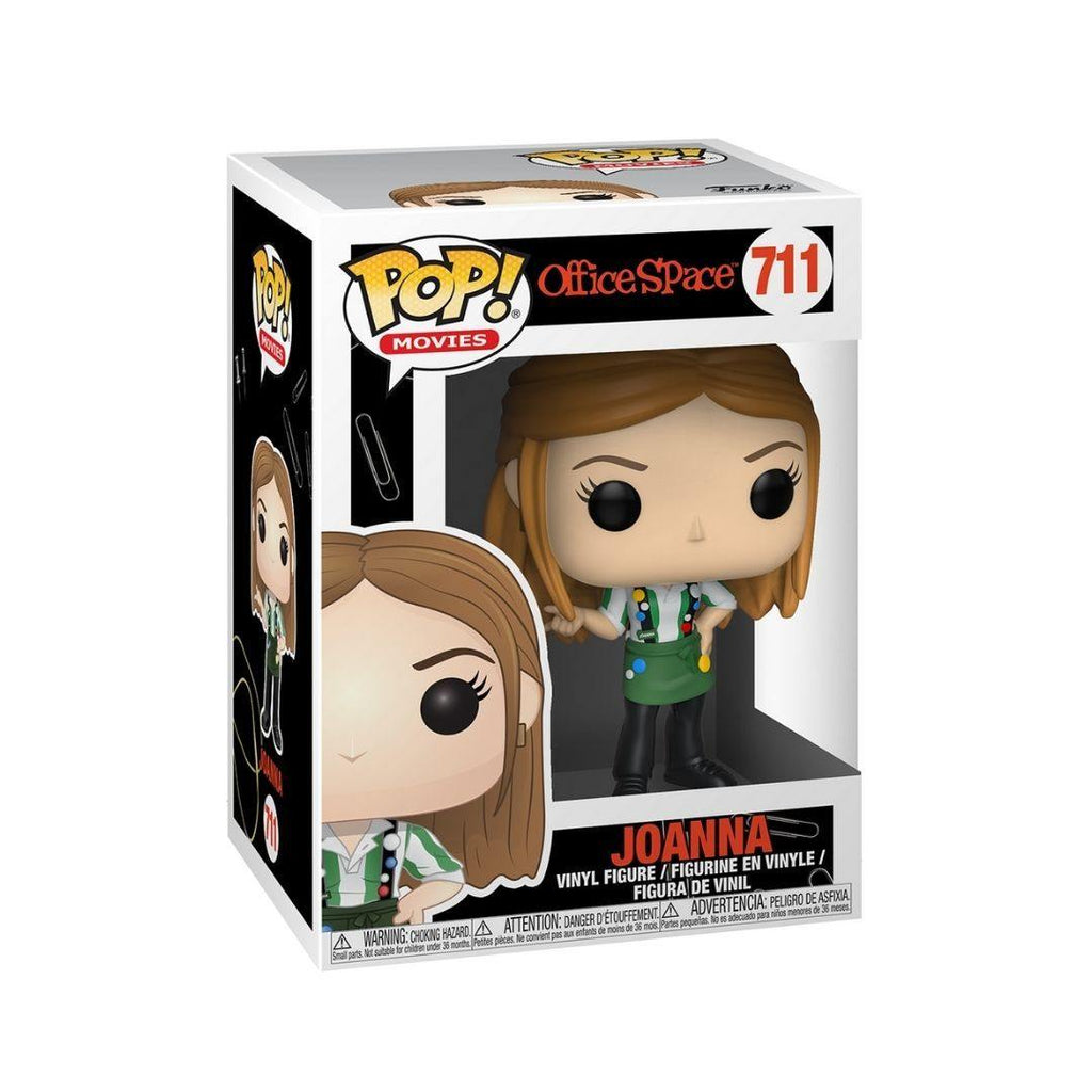 Funko POP! Movies Office Space: Joanna (with Flair) #711