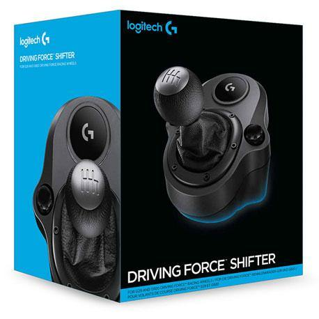 ff50362196b Logitech Driving Force Shifter for G29 and G920 Driving – Games ...
