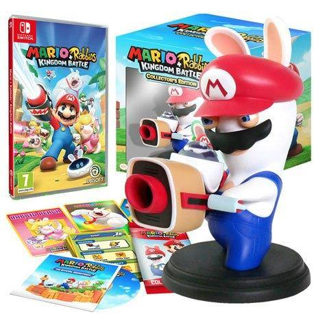 73f1558bb2aa Nintendo Switch Mario + Rabbids Kingdom Battle Collection s Edition ...