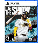 PS5 MLB The Show 2021 (R3/R-ALL Asia)