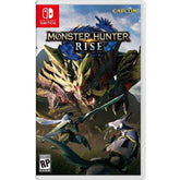 Nintendo Switch Monster Hunter Rise (Asia)