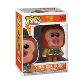 Funko Pop! Animation: Missing Link - Mr Link in Suit #585