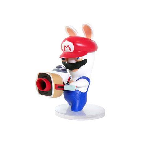 "Mario + Rabbid Kingdom Battle - Rabbid Mario 3"" Figure"