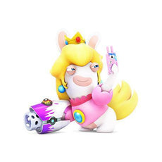 "Mario + Rabbid Kingdom Battle - Rabbid Peach 3"" Figure"
