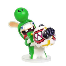 "Mario + Rabbid Kingdom Battle - Rabbid Yoshi 3"" Figure"