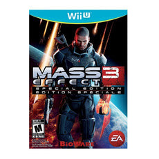 Wii U Mass Effect 3 Special Edition