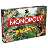Monopoly Dinosaurs!