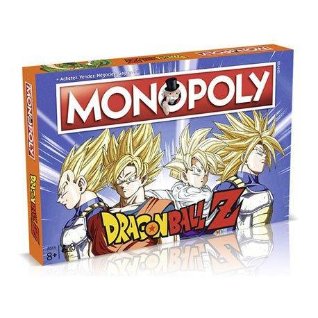 Monopoly Dragon Ball Z Edition