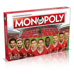 Monopoly Liverpool F.C. Football Club
