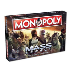 Monopoly Mass Effect N7 Collector's Edition