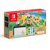 [Special Promo] Nintendo Switch Animal Crossing New Horizons Limited Edition Console - (With Pre Installed Animal Crossing Game)