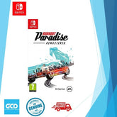 Nintendo Switch Burnout Paradise Remastered (EU)