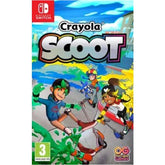Nintendo Switch Crayola Scoot (EU)