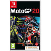 Nintendo Switch Moto GP 20 (EU Digital Code Version)