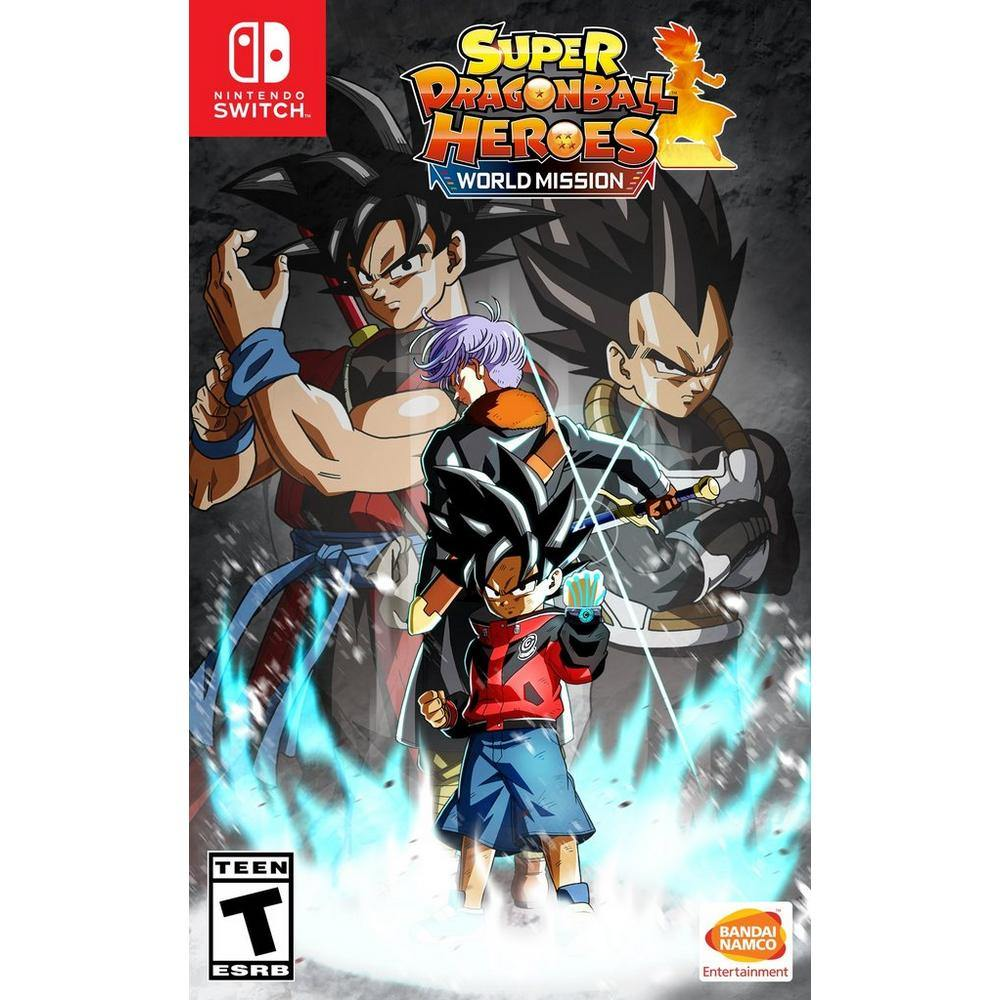 Nintendo Switch Super Dragon Ball Heroes World Mission (ASI)