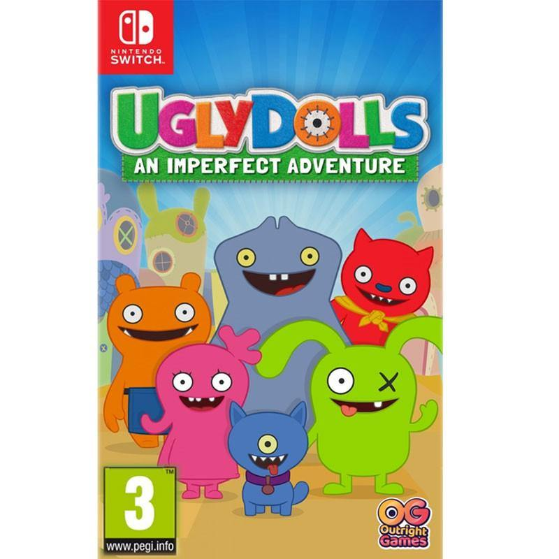 Nintendo Switch Ugly Dolls An Imperfect Adventure (EU)