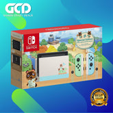 Nintendo Switch Animal Crossing New Horizons Limited Edition Console