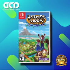 Nintendo Switch Harvest Moon: One World + Free Gifts