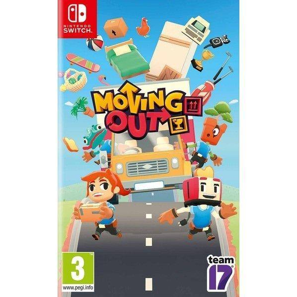 Nintendo Switch Moving Out (EU)