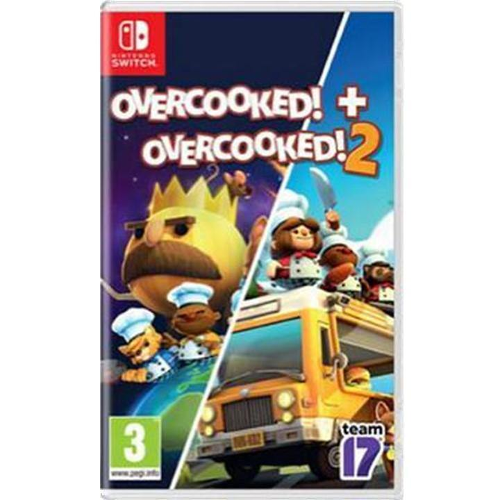Nintendo Switch Overcooked 1+2