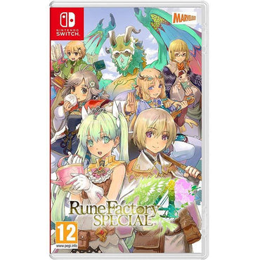 Nintendo Switch Rune Factory 4 Special (EU)