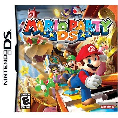 Nintendo 2DS Mario Party DS