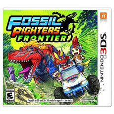 Nintendo 3DS Fossil Fighter Frontier