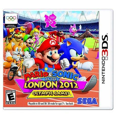 Nintendo 3DS Mario & Sonic at the London 2012 Olympic Games