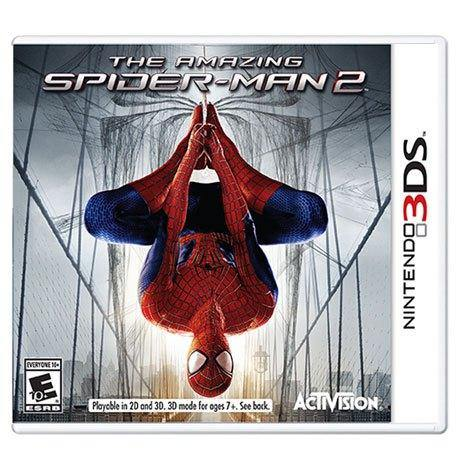 Nintendo 3DS The Amazing Spiderman 2