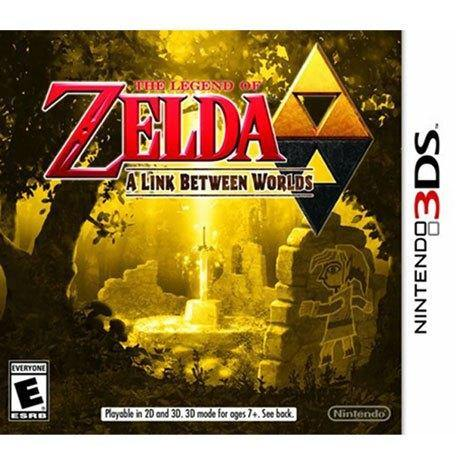 Nintendo 3DS Zelda A link Between Worlds