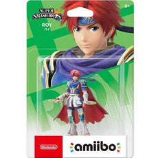 Nintendo Amiibo Roy - Super Smash Series
