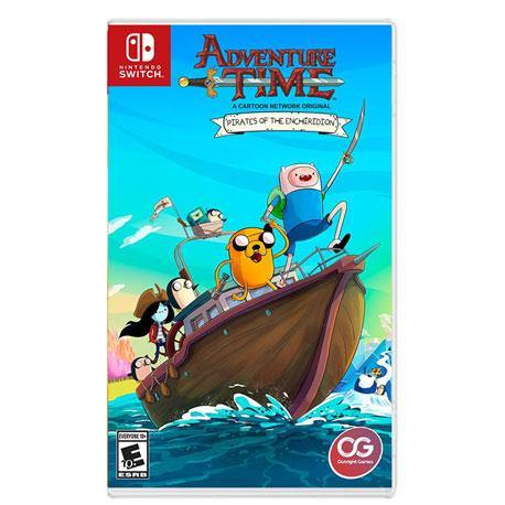 Nintendo Switch Adventure Time: Pirates of the Enchiridion