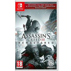 Nintendo Switch Assassin's Creed 3 Remastered