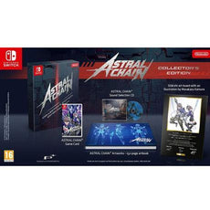 Nintendo Switch Astral Chain Collector's Edition (EU)