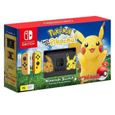 Nintendo Switch Console Pikachu + Pokeball Plus (Export Set)