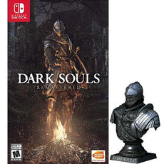 Nintendo Switch Dark Souls Remastered + Figurine