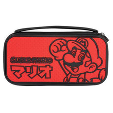 Nintendo Switch Deluxe Console Case - Mario Kana Edition