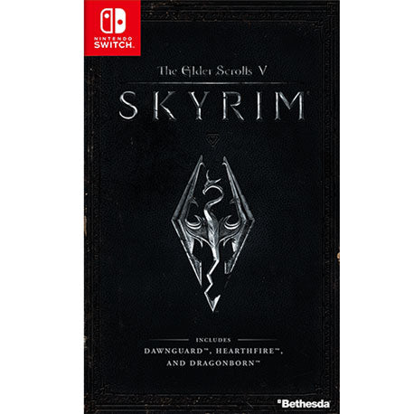 Nintendo Switch The Elder Scrolls Skyrim V