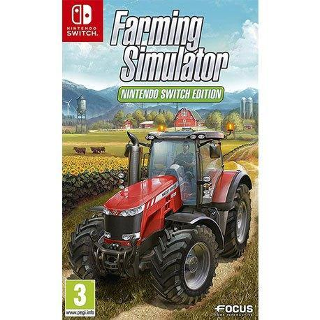 Nintendo Switch Farming Simulator