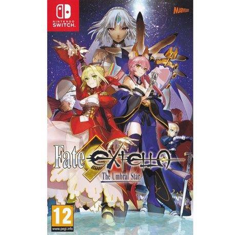 Nintendo Switch Fate/EXTELLA: The Umbral Star