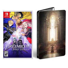 Nintendo Switch Fire Emblem - Three Houses Steelcase (26th July 2019)