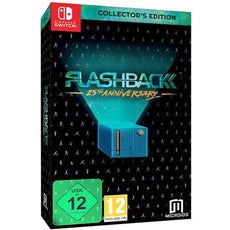 Nintendo Switch Flashback 25th Anniversary Collection Edition