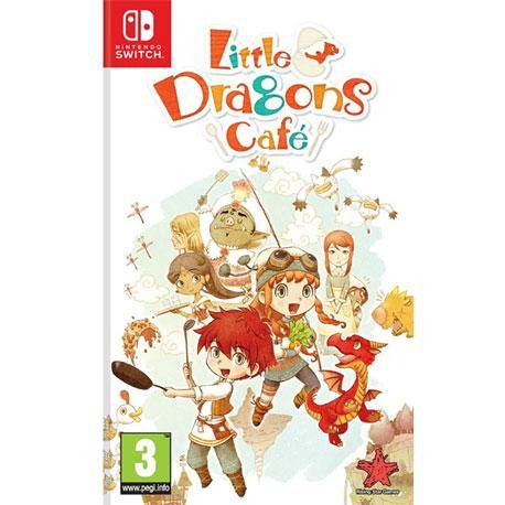 Nintendo Switch Little Dragons Cafe