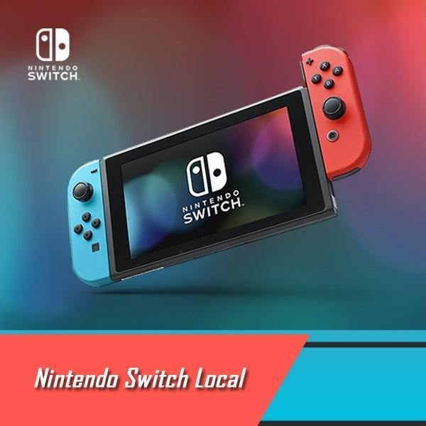Nintendo Switch Console (Local Set)