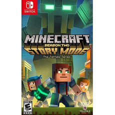Nintendo Switch Minecraft Story Mode Season 2