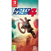 Nintendo Switch Motor Racer 4